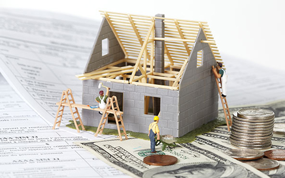 Repair Costs is Added to Your Loan.